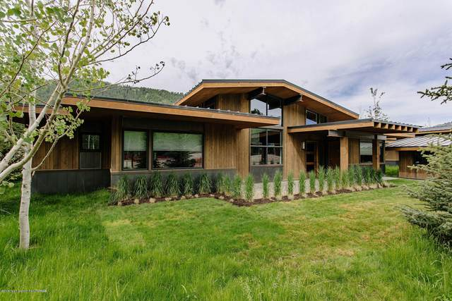 14255 S Tippet Trail, Jackson, WY 83001 (MLS #20-1690) :: West Group Real Estate