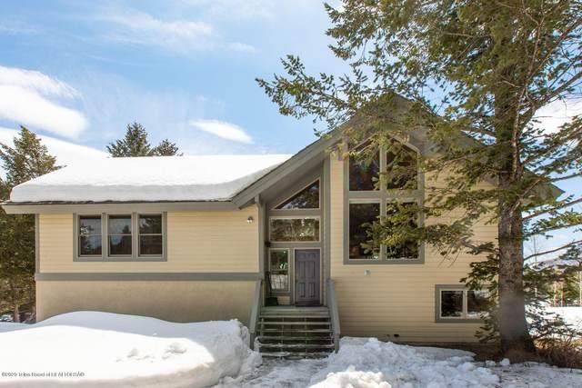 7195 N Rachel Wy, Teton Village, WY 83025 (MLS #20-1692) :: Sage Realty Group