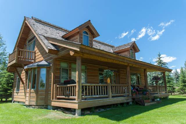 1096 Melody Creek Ln, Jackson, WY 83001 (MLS #20-1694) :: West Group Real Estate