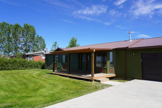 1171 Piney Drive, Big Piney, WY 83113 (MLS #20-1696) :: Sage Realty Group