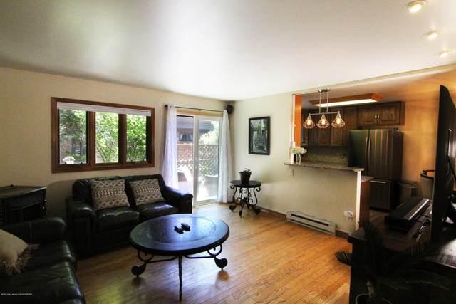 810 Powderhorn Lane D, Jackson, WY 83001 (MLS #20-1702) :: West Group Real Estate