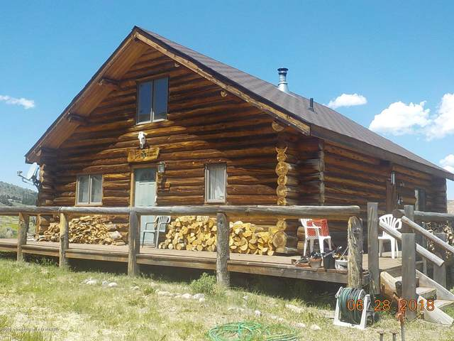 140 Stoney Point Rd, Dubois, WY 82513 (MLS #20-1703) :: Sage Realty Group