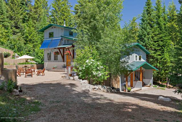 5000 Mahogany View Trail, Victor, ID 83455 (MLS #20-1704) :: Sage Realty Group