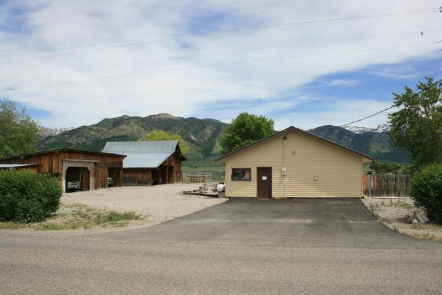 1958 Co Rd 117, Thayne, WY 83127 (MLS #20-1708) :: Sage Realty Group