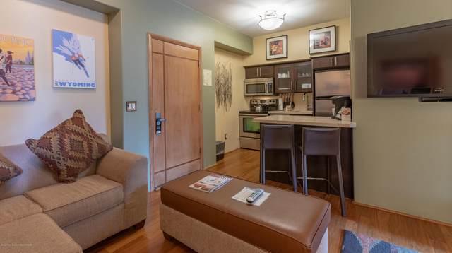 170 N Millward St #205, Jackson, WY 83001 (MLS #20-1726) :: Sage Realty Group