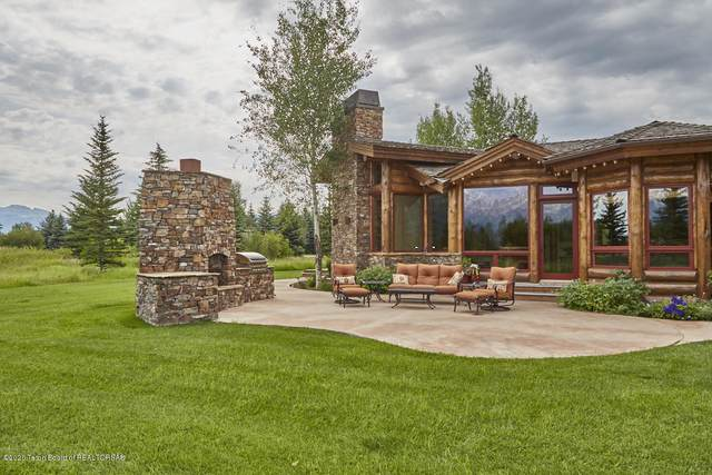 6654 Ryegrass Rd, Jackson, WY 83001 (MLS #20-1731) :: West Group Real Estate