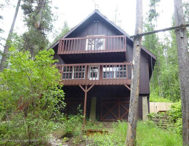 Address Not Published, Alpine, WY 83128 (MLS #20-1745) :: Sage Realty Group