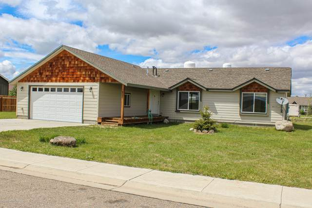 1607 Miller Way, Big Piney, WY 83113 (MLS #20-1748) :: Sage Realty Group