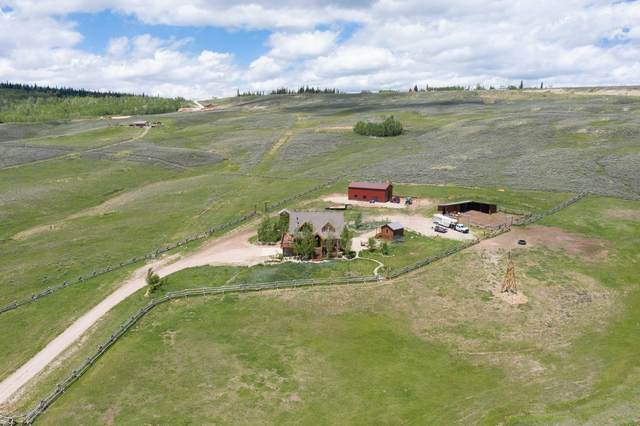 6 Sterling Dr, Daniel, WY 83115 (MLS #20-1766) :: West Group Real Estate