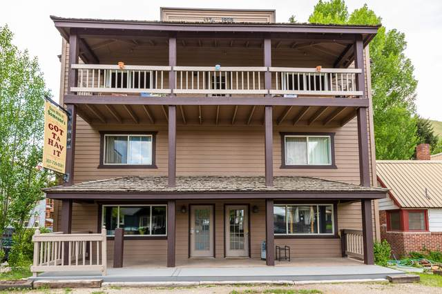 245 N Glenwood St, Jackson, WY 83001 (MLS #20-1769) :: West Group Real Estate