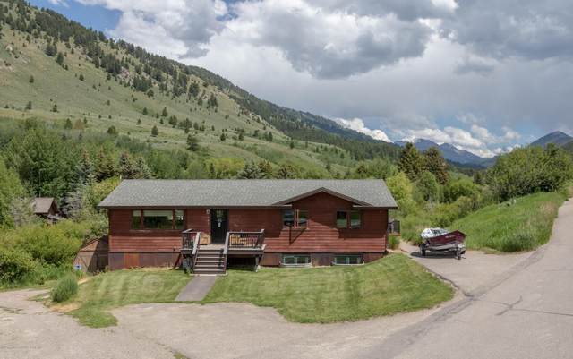 900 Upper Cache Creek Drive, Jackson, WY 83001 (MLS #20-1772) :: West Group Real Estate