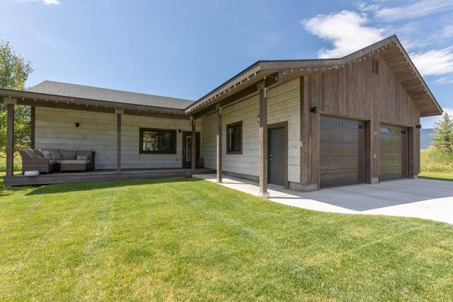 68 Lucy Circle, Alpine, WY 83128 (MLS #20-1777) :: West Group Real Estate
