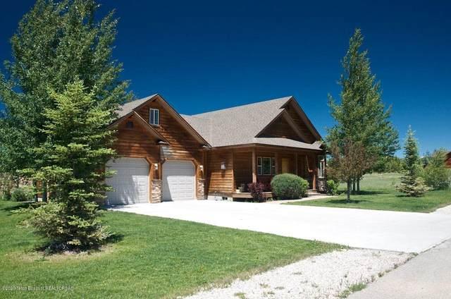 1854 Targhee Ridge Dr., Driggs, ID 83422 (MLS #20-1793) :: West Group Real Estate