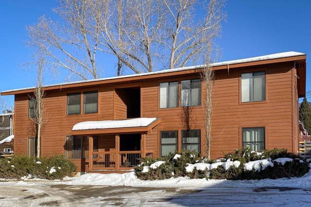 340 N Millward #27, Jackson, WY 83001 (MLS #20-180) :: Sage Realty Group