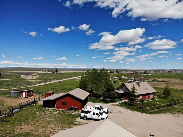 138 First North Rd, Big Piney, WY 83113 (MLS #20-1825) :: Sage Realty Group