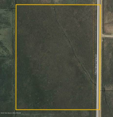 TBD Wind River Peaks Dr, Pinedale, WY 82941 (MLS #20-1852) :: Sage Realty Group