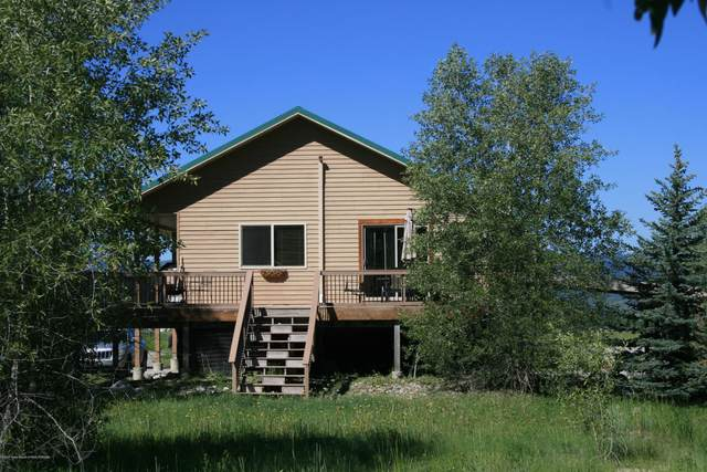 111 Hardman Rd, Star Valley Ranch, WY 83127 (MLS #20-1863) :: Sage Realty Group