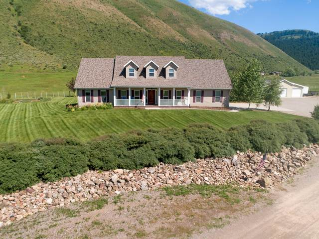 187 Foothill Heights Drive, Afton, WY 83110 (MLS #20-1870) :: Sage Realty Group