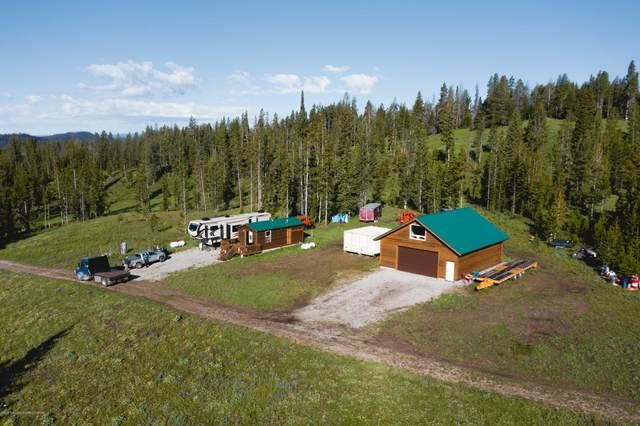 24 Packer Creek Road, Bondurant, WY 82922 (MLS #20-1874) :: Sage Realty Group