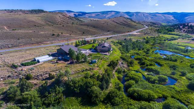 2288 Baldwin Creek Rd, Lander, WY 82520 (MLS #20-1883) :: Sage Realty Group