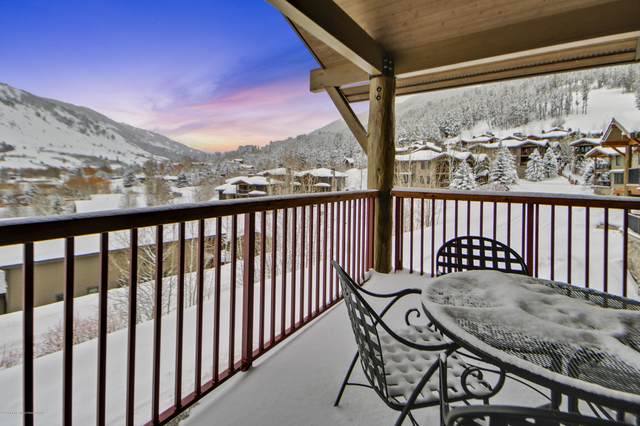 528 Snow King Loop #2840, Jackson, WY 83001 (MLS #20-189) :: The Group Real Estate