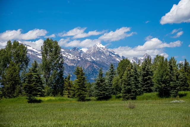 175 Huckleberry Dr, Jackson, WY 83001 (MLS #20-1905) :: Sage Realty Group