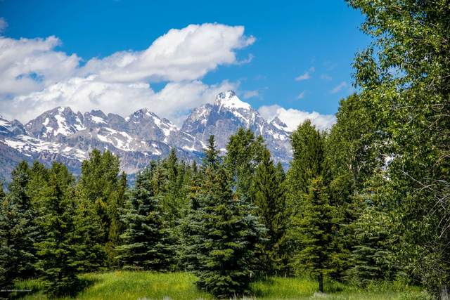 175 & 205 Huckleberry Dr, Jackson, WY 83001 (MLS #20-1910) :: Sage Realty Group
