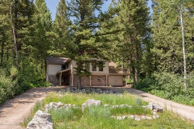 3775 W Curtis Drive, Teton Village, WY 83025 (MLS #20-1916) :: West Group Real Estate