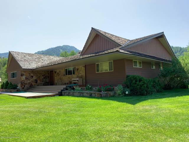 490 E 2ND Ave, Afton, WY 83110 (MLS #20-1929) :: Sage Realty Group