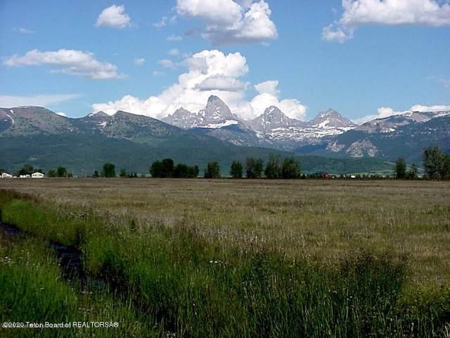 548 Wild Horse Dr, Tetonia, ID 83452 (MLS #20-1960) :: Sage Realty Group