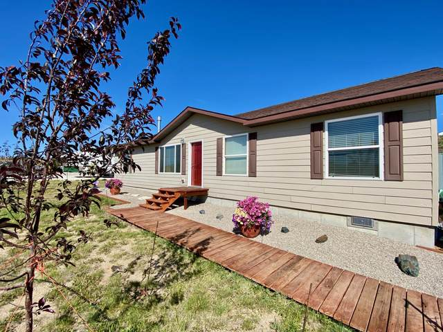 58 Blackhawk Trail, Pinedale, WY 82941 (MLS #20-1986) :: The Group Real Estate