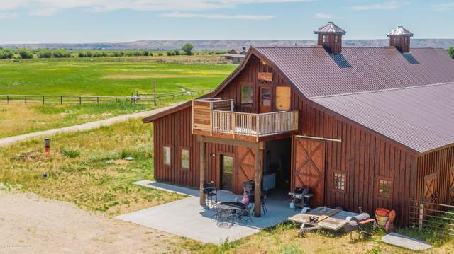 156 Old Brazzill Ranch Rd, Pinedale, WY 82941 (MLS #20-2013) :: Sage Realty Group