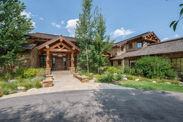 2615 W Buttercup Ln, Jackson, WY 83001 (MLS #20-2023) :: Sage Realty Group