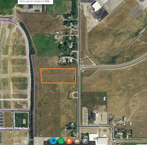 TBD N Highway 33, Driggs, ID 83452 (MLS #20-2096) :: Sage Realty Group