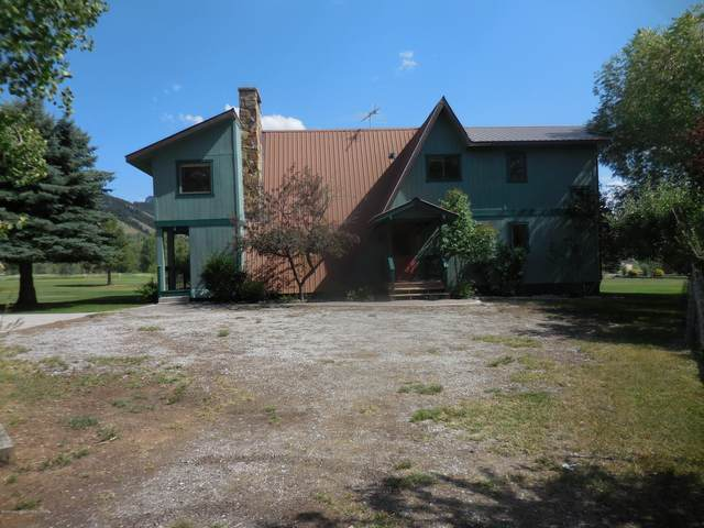 445 Middle Branch Dr., Star Valley Ranch, WY 83127 (MLS #20-2103) :: West Group Real Estate