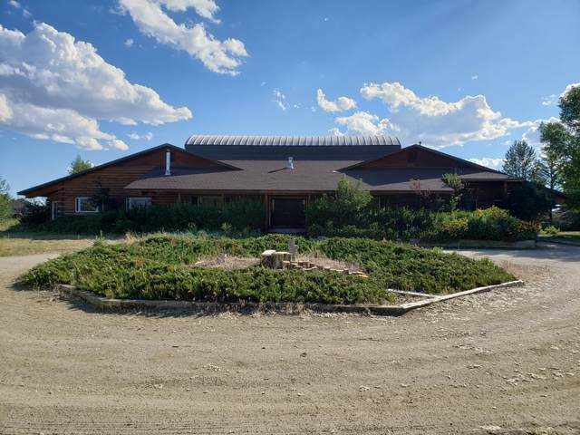 212 Fayette Pole Ck 23-121, Pinedale, WY 82941 (MLS #20-2106) :: Sage Realty Group