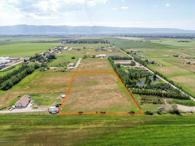 TBD S 1750 EAST, Driggs, ID 83422 (MLS #20-2111) :: Sage Realty Group
