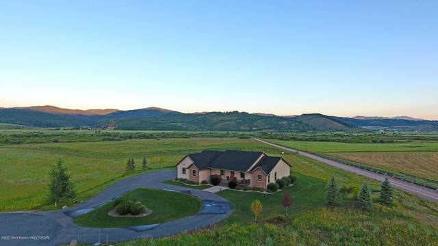 415 Golden Stone, Thayne, WY 83127 (MLS #20-2132) :: Sage Realty Group