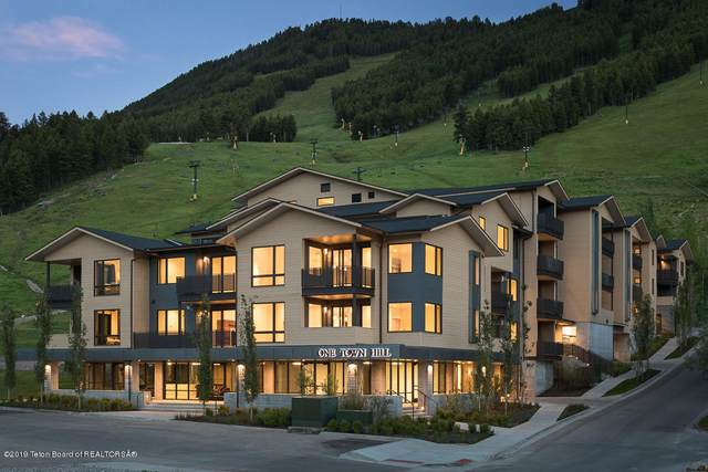 680 S Cache #307, Jackson, WY 83001 (MLS #20-2146) :: The Group Real Estate