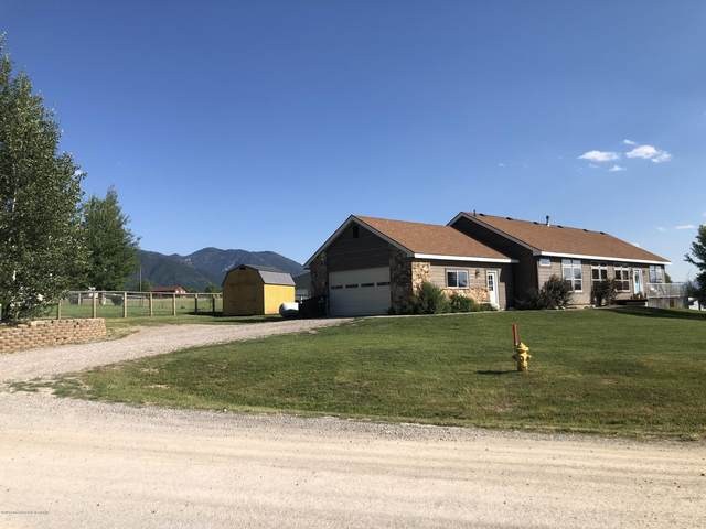 1173 Saddle Dr, Etna, WY 83118 (MLS #20-2147) :: The Group Real Estate