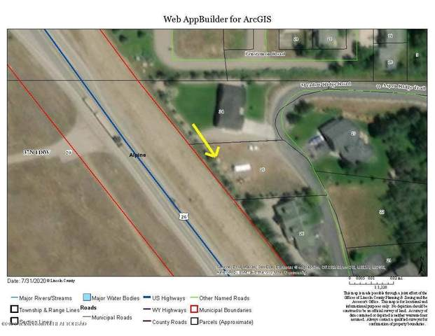 LOT 25 Meadow Ridge Estates, Alpine, WY 83128 (MLS #20-2150) :: Sage Realty Group