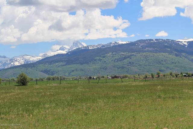 TBD Legrand Pierre, Driggs, ID 83422 (MLS #20-2159) :: West Group Real Estate