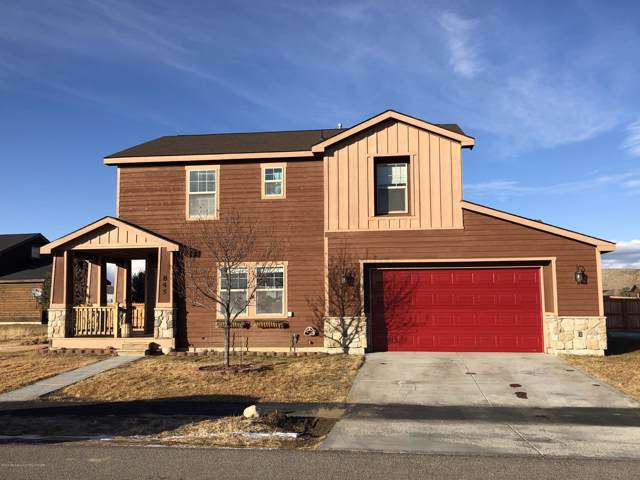 845 Driftwood St, Pinedale, WY 82941 (MLS #20-22) :: West Group Real Estate