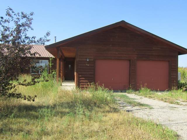 615 Thistle Creek Dr., Victor, ID 83455 (MLS #20-2214) :: Sage Realty Group