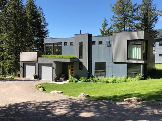 1395 N Fenn Drive, Wilson, WY 83014 (MLS #20-2227) :: West Group Real Estate