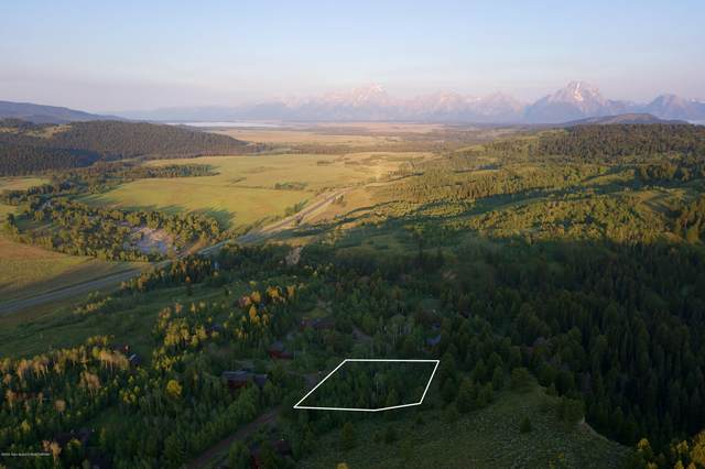 15245 E Teton Wilderness Drive, Moran, WY 83013 (MLS #20-2235) :: Sage Realty Group