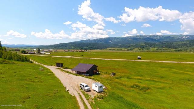 126 Corral Road, Alpine, WY 83128 (MLS #20-2236) :: Sage Realty Group