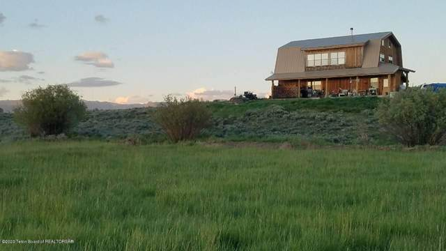 2 W Geronimo Ln, Pinedale, WY 82941 (MLS #20-2259) :: The Group Real Estate