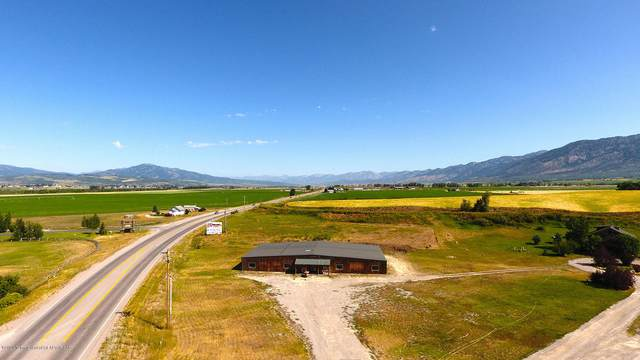 102280 Us-89, Thayne, WY 83127 (MLS #20-2273) :: West Group Real Estate