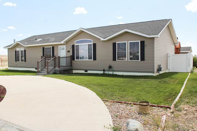 10 Eleventh St, Marbleton, WY 83113 (MLS #20-2277) :: The Group Real Estate